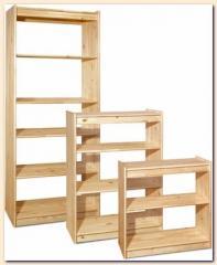 Racks wooden companies Altey.kz
