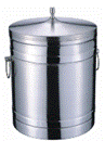 Bucket for ice (it is possible to use for the