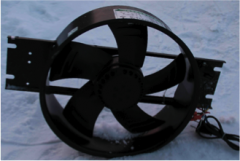 Fan axial 250F diameter 250