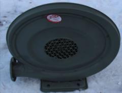 Fans spiral centrifugal (Trampoline) steel