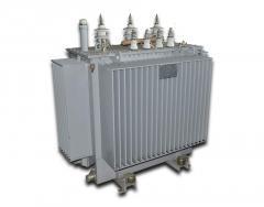 Трансформаторы масляные ТМ(Г) 400(6-10)0,4