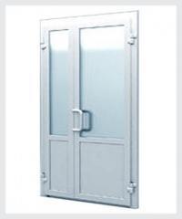 Двери пластиковые в Шымкенте