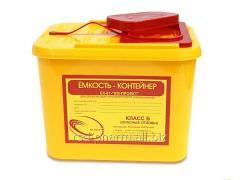 Емкость-контейнер для сбора органических...