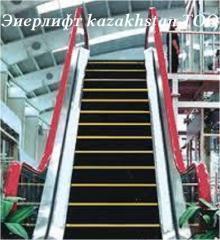 Эскалаторы,  лифты (г. Шымкент)