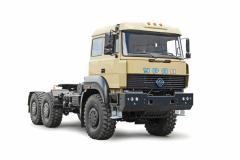 Седельный тягач тяжеловоз Урал-63704 типа 6х6  с