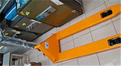 Cart of hydraulic 2000 kg