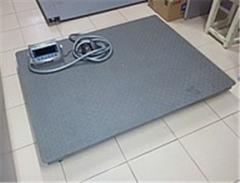 Scales platform (innovation) 1000*750 to 1 ton