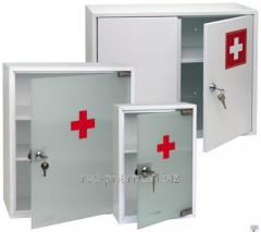 First-aid kit wall metal 105 EMPTY METAL CABINET