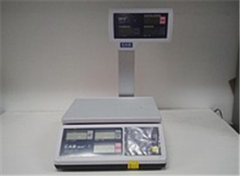 CAS EMR scales with the rack