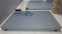 Scales platform from 1000 kg to 3000 (1x1,25)
