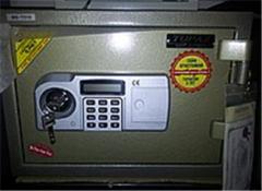 Сейф огнестойкий с кодовым замком BSТ 310