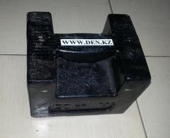 Гиря калибровочная 20 кг
