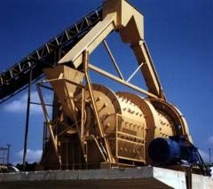 Bar mills and granulators Baioni MTB-GTB