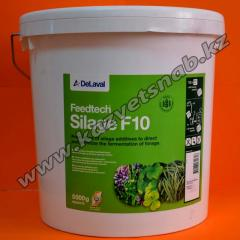 Ferment for improvement of quality of a silo the