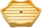 Шестигранный диск для суши,  арт. 831805