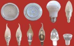 Энергосберегающие лампы (экономки), КЛЛ в Шымкенте