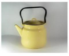 Teapot the enameled 3 liters, an art. REM2713-4