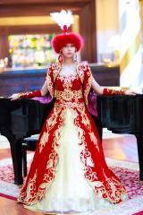 Пошив казахских национальных костюмов на заказ