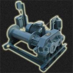 Winch of traction U5120.60 630 kgfs