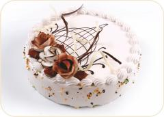 Cakes chocolate, souffle cakes