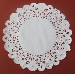 Carved napkins under cakes, art. AUDE Sal 16,5