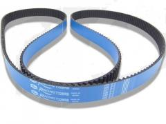Driving belts, for all models of cars