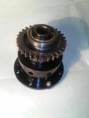 Ratchet obgonny coupling of the STG drive