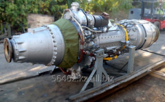 Турбовинтовой двигатель АИ-20