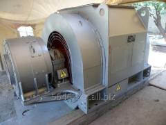 Synchronous SGS-14-100-6 generator