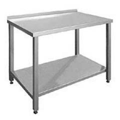 Table production stainless steel 1200*600*850