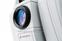 Tacheometer electronic Leica Nova MS60