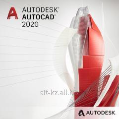 AutoCAD 2017 (временная лицензия на 1 год)