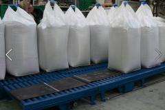 Plastic bags of a low and high pressure from 15