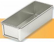 Форма для хлеба алюминиевая без крышки, ...