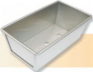 Form for bread aluminum without cover, art.sn2051