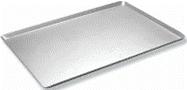 Baking sheet confectionery aluminum. Keen edge,