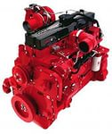 Delivery of new diesel engines for Deutz,