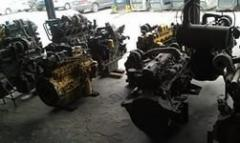 Engines for special equipmen