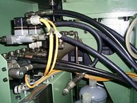 Hydraulic systems for special equipmen