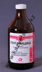 Gentamycini sulfas of 4% ml solution 100