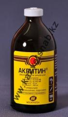 Аквитин - витамин ветеринарный (А,Д3,Е,С)