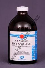 Calcium borglyukonat 20% for application in