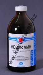 Новокаин 0,5% 100мл для применения в ветеринарии