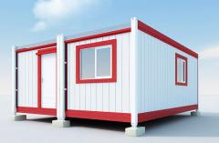 Cars offices (Module containers)