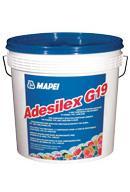 Adesilex G19/10 high-strength adhesive for floor