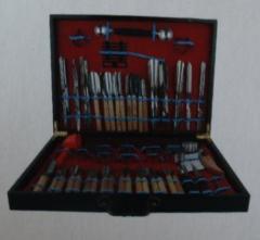 Набор карбовочных ножей,  арт. LF-006661