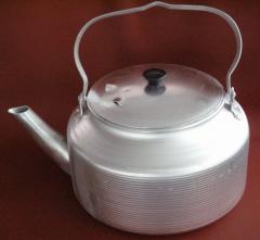 Teapot aluminum 3 liters, art. H167