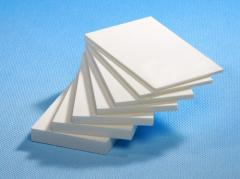 The expanded polystyrene which is made foam, the