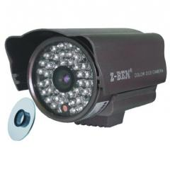Video cameras of Z-BEN (SONY), surveillance camera
