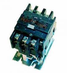 Contactor, actuator, contactor electromechanical